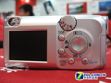 佳能A420数码相机上市售价不足千元