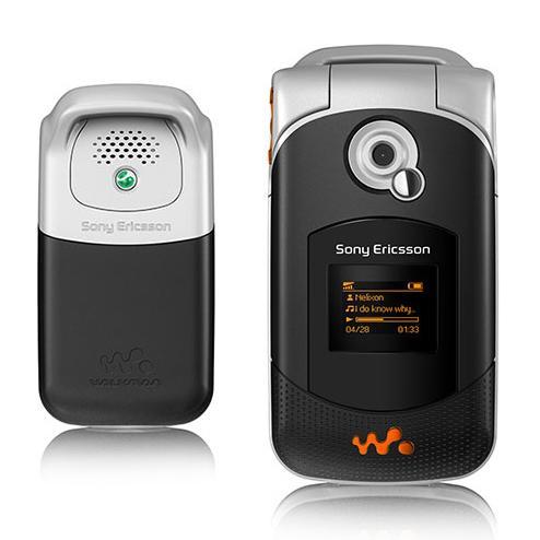 索尼爱立信首款折叠式Walkman手机W300图赏