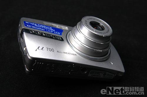 全天候结构相机 新品奥林巴斯μ700评测
