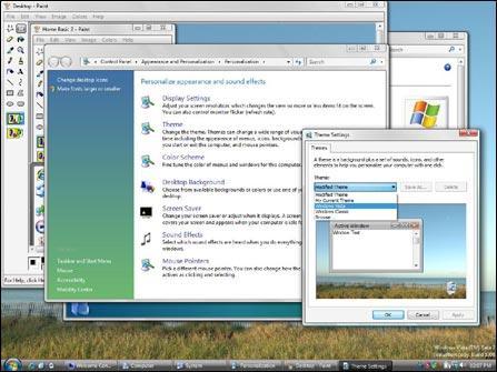 美图WindowsVistaHomeBasic版出炉