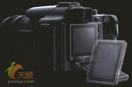 转出来的精彩九款旋转液晶屏相机导购
