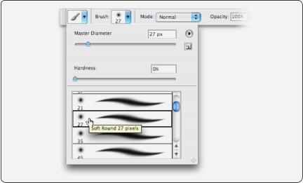 创建Photoshop画笔并应用于Ill绘画技巧