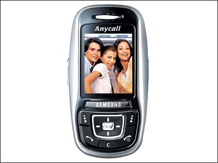 圆润小巧三星滑盖手机E358小降200元
