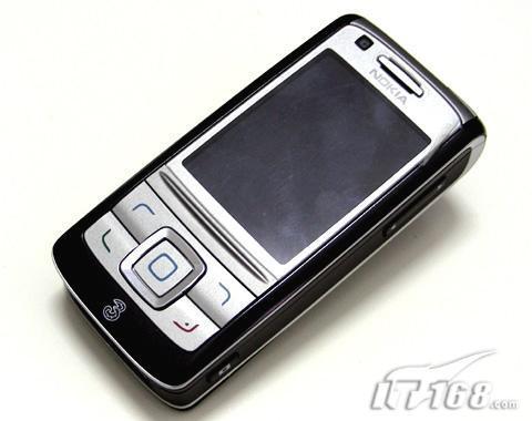 时尚轻盈诺基亚3G新贵手机6280简评