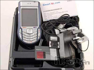 再创新低诺基亚3G手机6630价格逼近2000