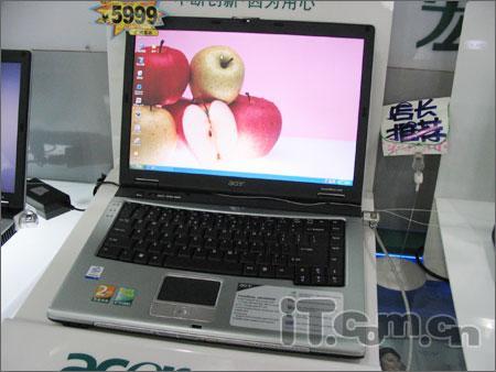 5999元开始流行低价笔记本掀起热卖潮