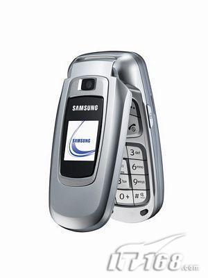 时尚至上三星推出FM蓝牙手机SGH-X670