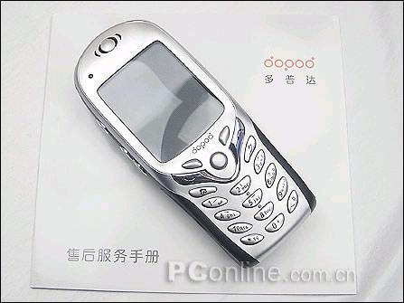 如此低价多普达实用智能手机535仅1100元