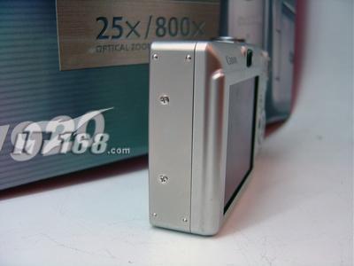 最新卡片DC佳能IXUS60上市售2680元