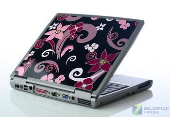 笔记本也玩彩绘打造女生最爱绚丽颜色