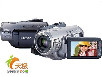 新产品相继亮相DV市场迎来更新换代潮