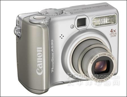 新机盘点06年最热门家用数码相机推荐
