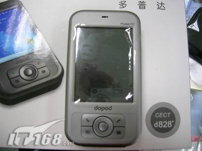 经典男性PDA手机多普达828+大跌600元