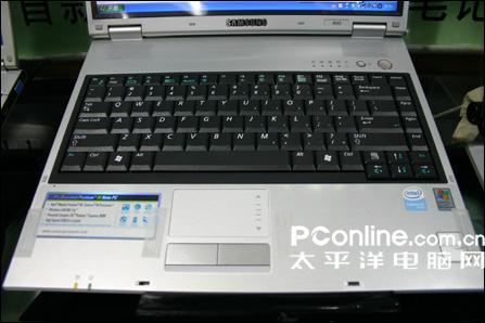 80G硬盘三星R45笔记本免费升级至1G内存