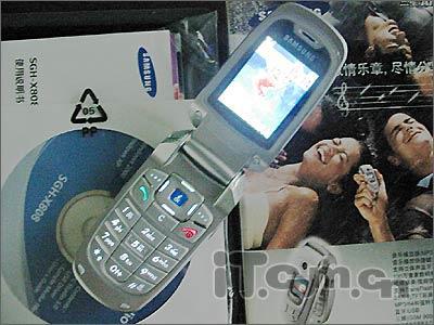 叫板水货行货三星X808手机狂跌四百元