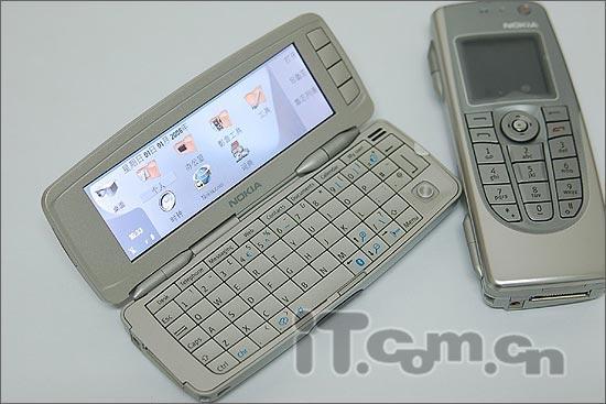 降出新局面改版诺基亚9300仅售3580元