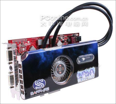 超强散热系统蓝宝推出X1900XTX液冷版