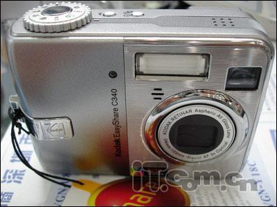低端入门级相机杀手柯达C340仅1399元