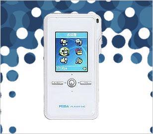 CeBIT06微星一举推出六款MP3播放器