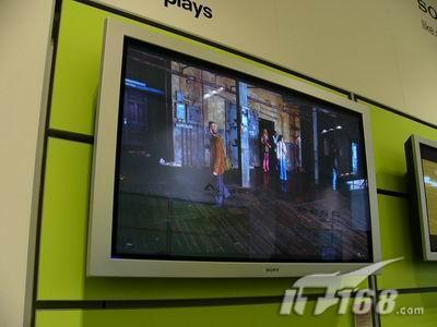 饭店旅馆专用索尼FWD液晶TV亮相cebit(3)