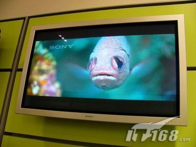 饭店旅馆专用索尼FWD液晶TV亮相cebit(2)