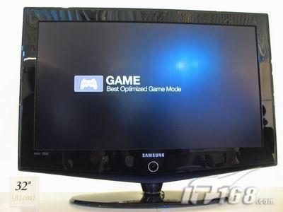 玩游戏更惬意三星多款游戏液晶电视