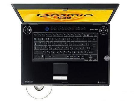价超三万东芝HD-DVD双核笔记本电脑