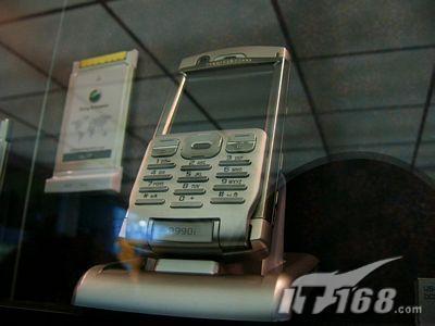 智能升级索爱最新智能手机P990i功能强大