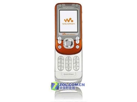Walkman再掀风暴索爱旋屏W550c不到2500元