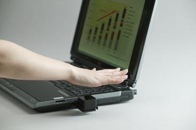 丢掉指纹认证富士通推手纹认证笔记本
