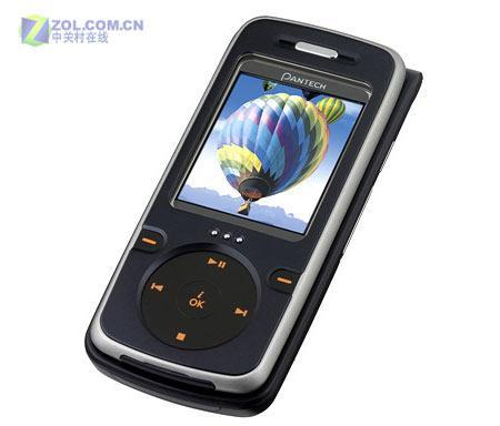 韩式iPod播放器泛泰G-3600V亮相CeBIT