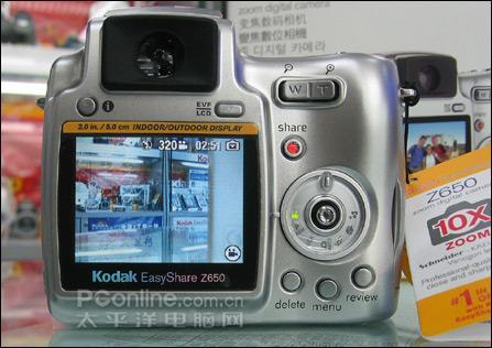 数码相机行情一周热点综述低价超薄DC
