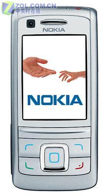 进化绝非双摄头3G手机诺基亚6280评测(10)