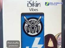 配件丰富多彩苹果MP3卡通保护套上市