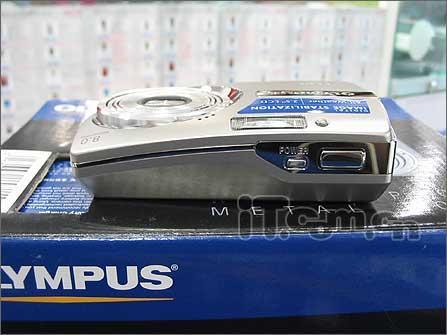 800万像防水数码相机奥林巴斯μ810上市