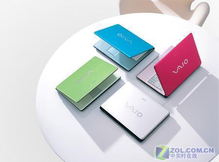 索尼高配奔腾M1.73GHz笔记本售9450元