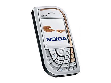 诺基亚百万像素智能手机7610再曝新低