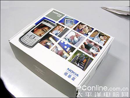 200万像素手机超值诺基亚N70破四千还送卡