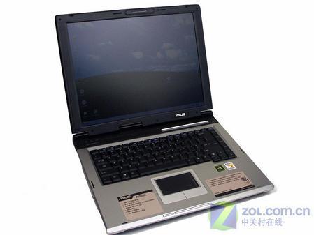 华硕A6Kt笔记本开卖64位加X1600显卡