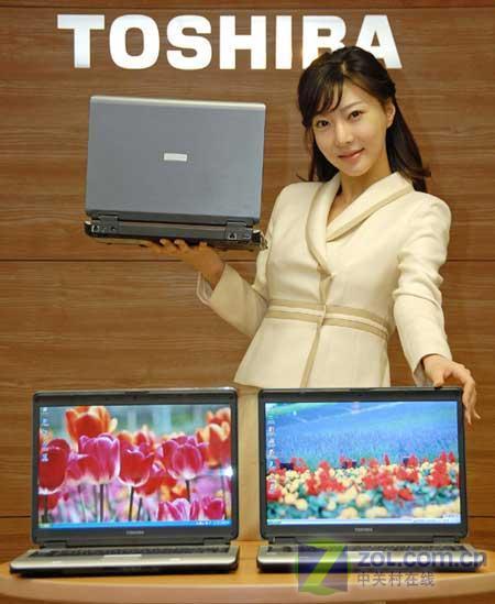 东芝推升级版笔记本A100采用新架构