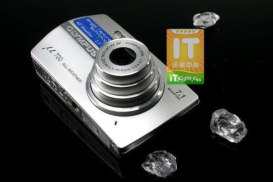 走进高感光时代奥林巴斯μ700相机试用