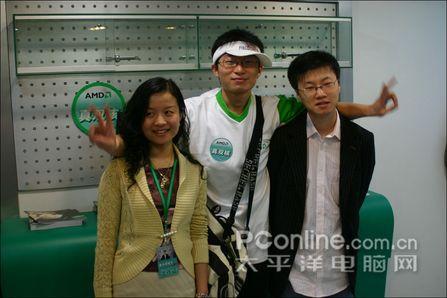 华北华东冠军王琳抵达广州赛区