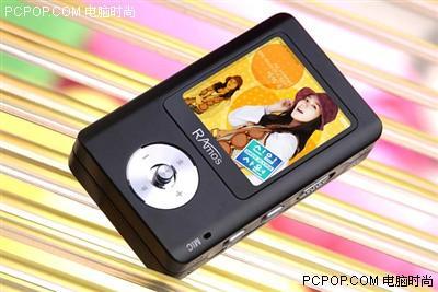 1.5英寸彩屏MP3蓝魔RM910A现售399元