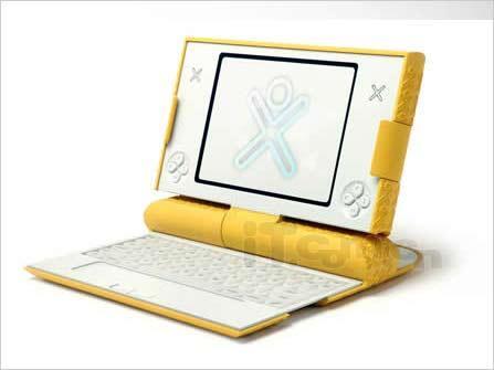赏心悦目100美元超低价笔记本最新造型