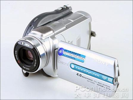傲视群雄索尼旗舰摄像机DVD905E评测