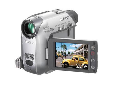 与相机同价索尼经典数码摄像机曝新低