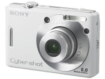 新实用主义数码相机索尼W30跌破2000