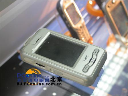 绝对超值NEC女性PDA手写手机N508只999元