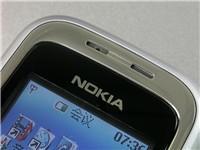 暴跌至2299诺基亚滑盖手机6111详细点评(3)