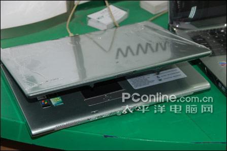 [北京]宏�发神威首款Vista认证双核本到!